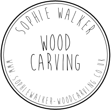 Sophie Walker Wood Carving